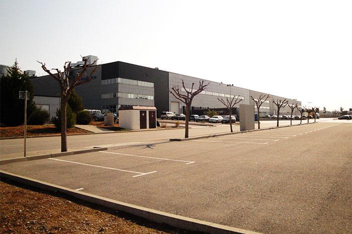 Due Diligence de edificios logísticos