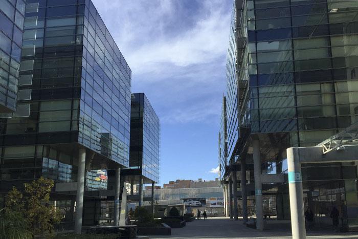 Due diligence de edificios de oficinas