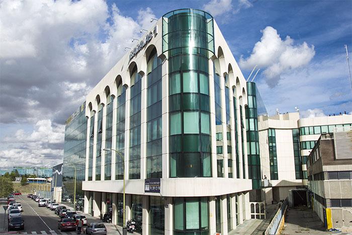 Gestión portfolio 8 edificios oficinas CCAA Madrid