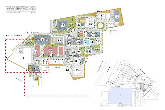 Plan Especial para el Control Urbanístico Ambiental de los Usos en Leganés, Madrid