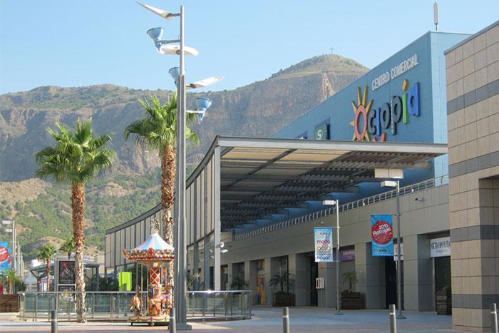 Proyecto de consolidación estructural, rehabilitación y mejora de acabados C.C Ociopía en Orihuela, Alicante