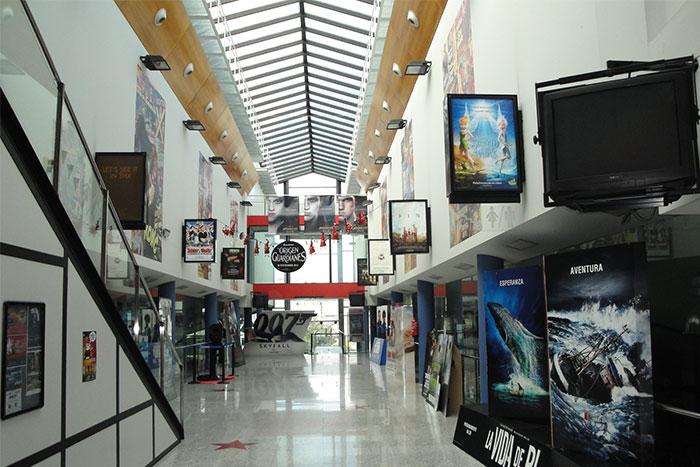 Valoración instalaciones cines